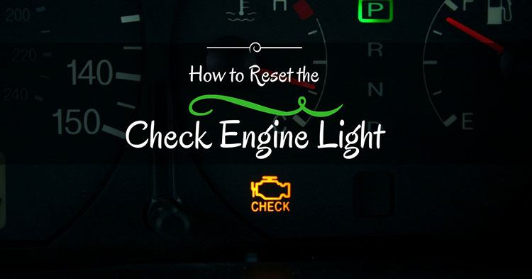 how to reset the check engine light without a mechanic and save a few bucks. Black Bedroom Furniture Sets. Home Design Ideas