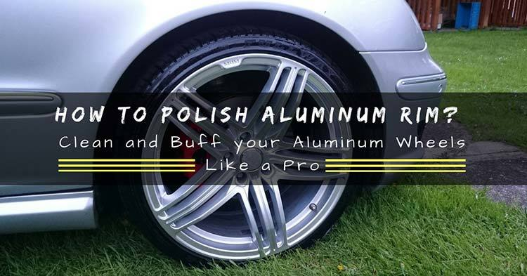How To Polish Aluminum Wheels >> How To Polish Aluminum Rim Clean And Buff Your Aluminum